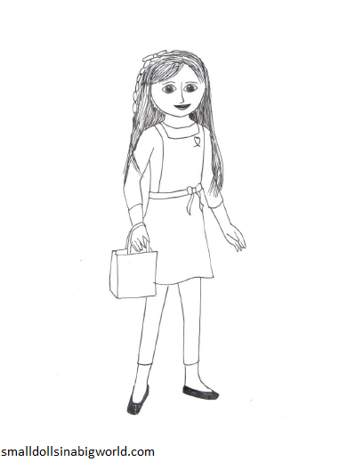 american girl coloring pages julie american girl grace coloring pages