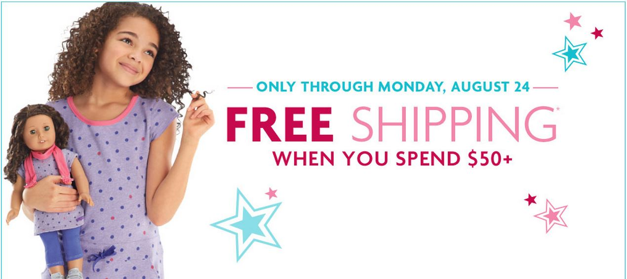 Coupon Codes & Offers From American Girl