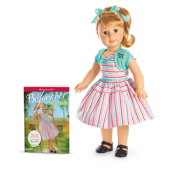 Doll Diaries Maryellen Giveaway